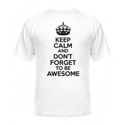 Viriešu krekls ar Jūsu...